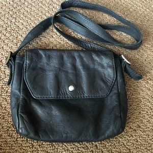 J.Crew Leather Shoulder Bag